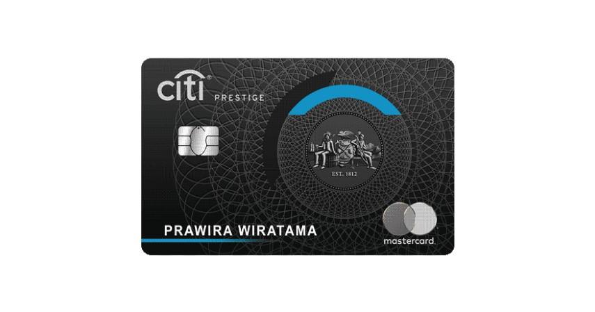 Kartu Kredit Citi Prestige Card - 7 Kartu Kredit Citibank Terbaik untuk Pebisnis