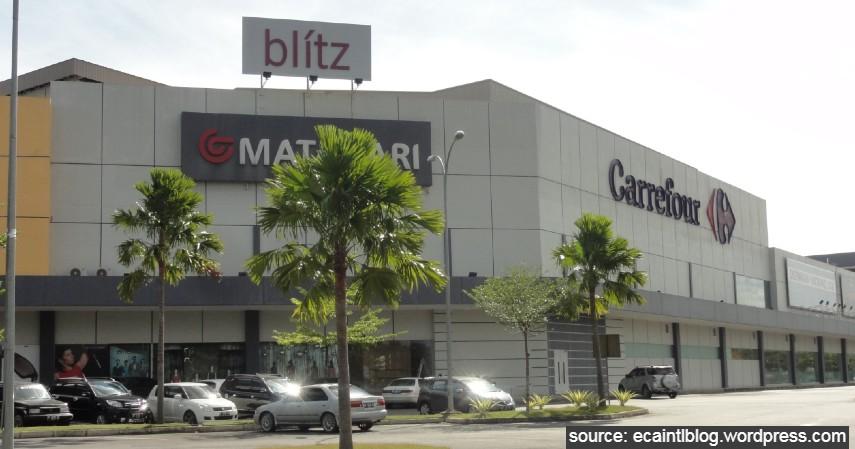 Kepri Mall - 9 Tempat Belanja Barang Impor Murah di Batam