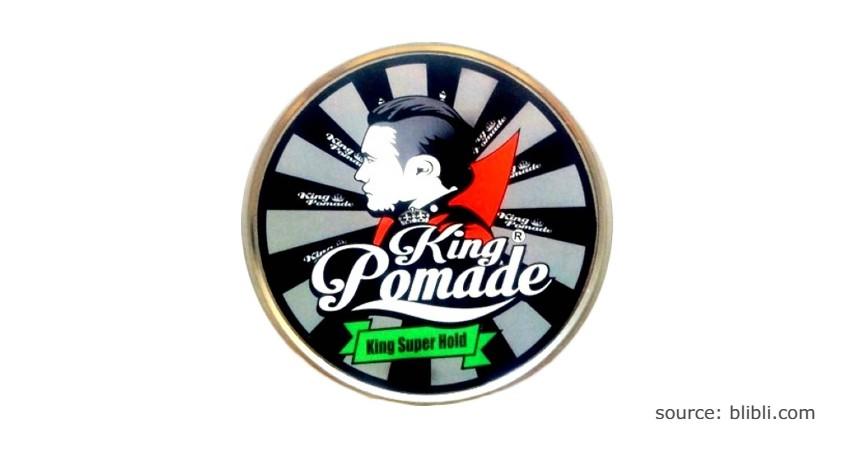 King Pomade - Merk Pomade Lokal Terbaik