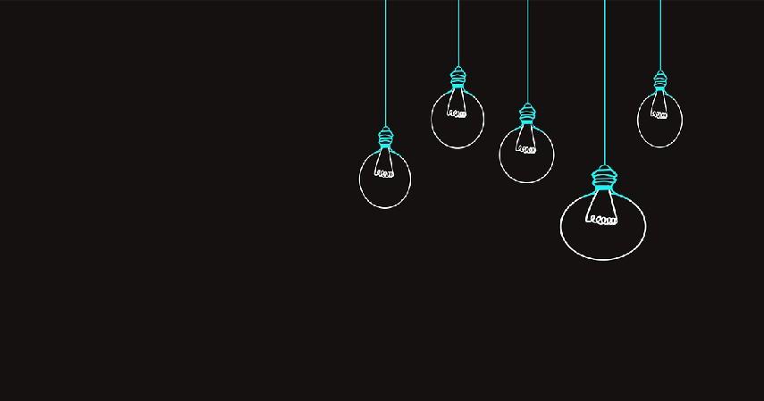 Lampu gantung - Kerajinan dari Botol Bekas