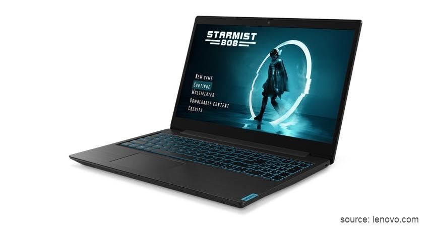 Lenovo Ideapad L340-F5ID - Rekomendasi Laptop Gaming Terbaik Harga Murah