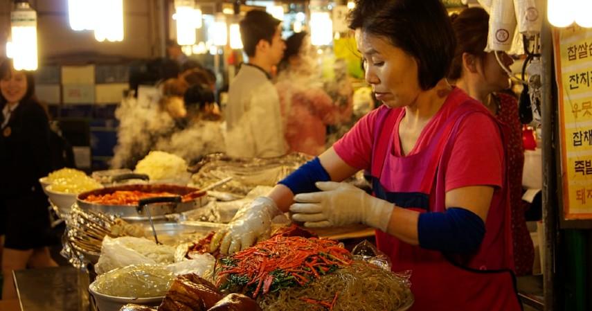 Manfaat Makan Kimchi untuk Kesehatan yang Jarang Diketahui - peluang bisnis kuliner kimchi dan makanan korea lainnya