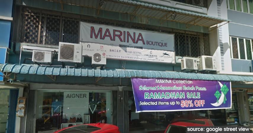 Marina Collection - 9 Tempat Belanja Barang Impor Murah di Batam