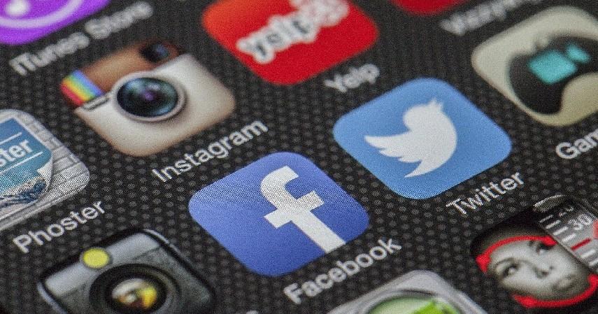 Media Sosial - Pinjaman UangTeman untuk Bisnis Baju Bekas
