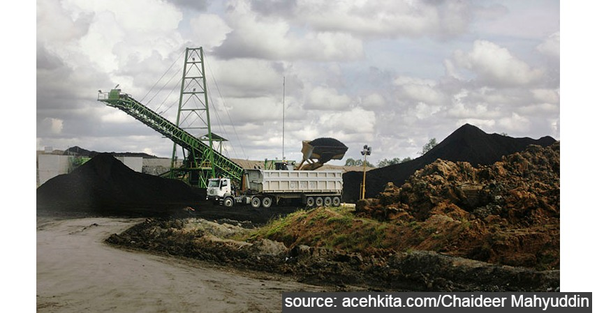 Meulaboh Aceh Barat - Kota Penghasil Batu Bara Terbesar di Indonesia