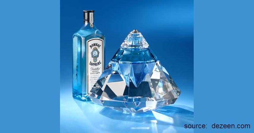 Minuman Beralkohol Termahal di Dunia - Bombay Sapphire Revelation
