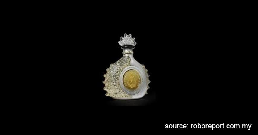 Minuman Beralkohol Termahal di Dunia - Henri IV Dudognon Heritage Cognac Grande Champagne