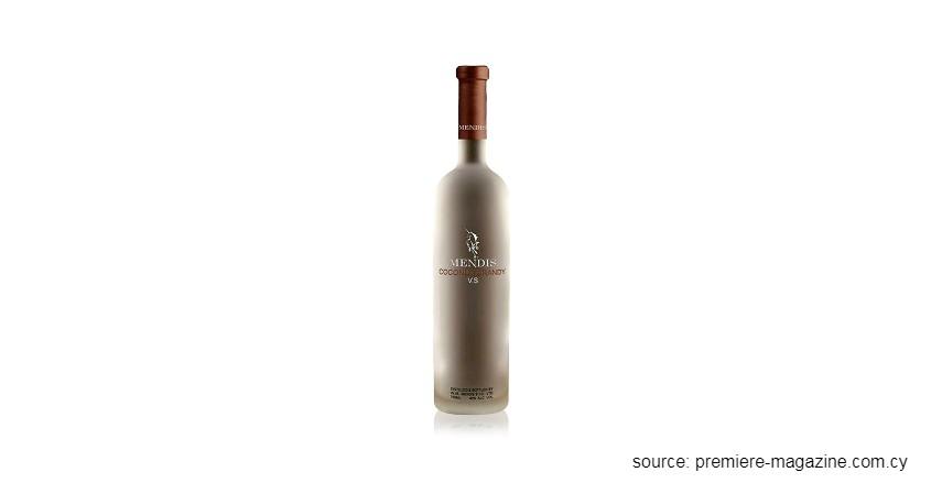 Minuman Beralkohol Termahal di Dunia - Mendis Coconut Brandy VS