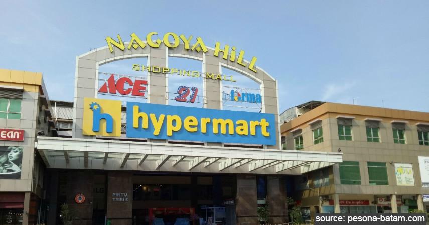 Nagoya Hill - 9 Tempat Belanja Barang Impor Murah di Batam