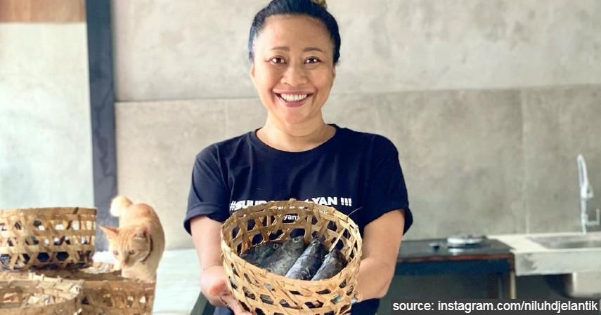 Niluh Djelantik - Daftar Orang Terkaya di Bali dengan Beragam Lini Bisnisnya