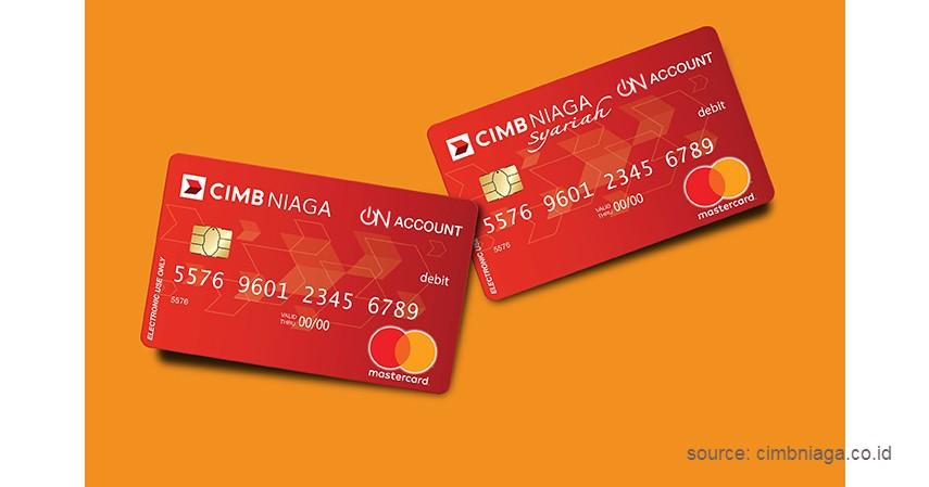 ON Account - Jenis Tabungan Bank CIMB Niaga