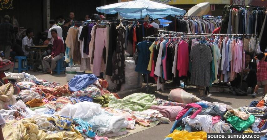 Pasar Aviari - 9 Tempat Belanja Barang Impor Murah di Batam