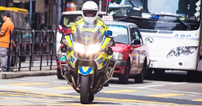 Pengguna Jalan yang Boleh Dikawal Polisi