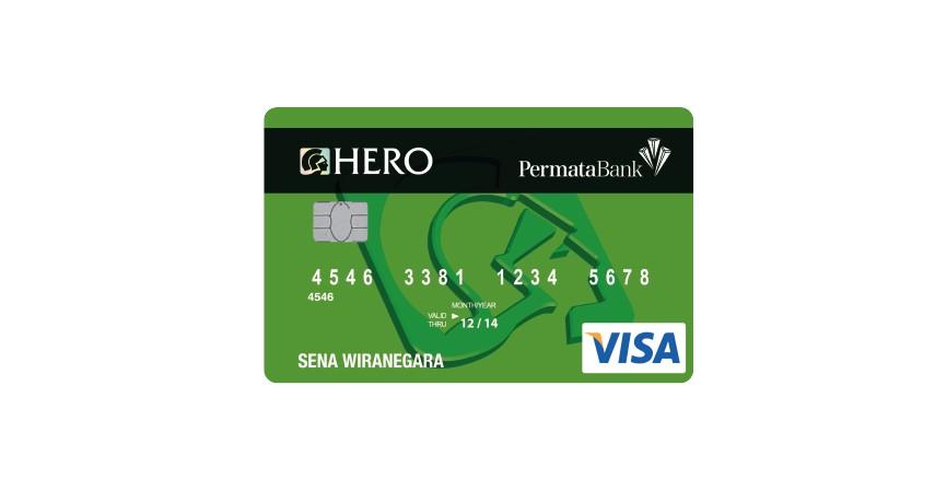Permata Hero Classic - 8 Kartu Kredit Cashback Terbaik