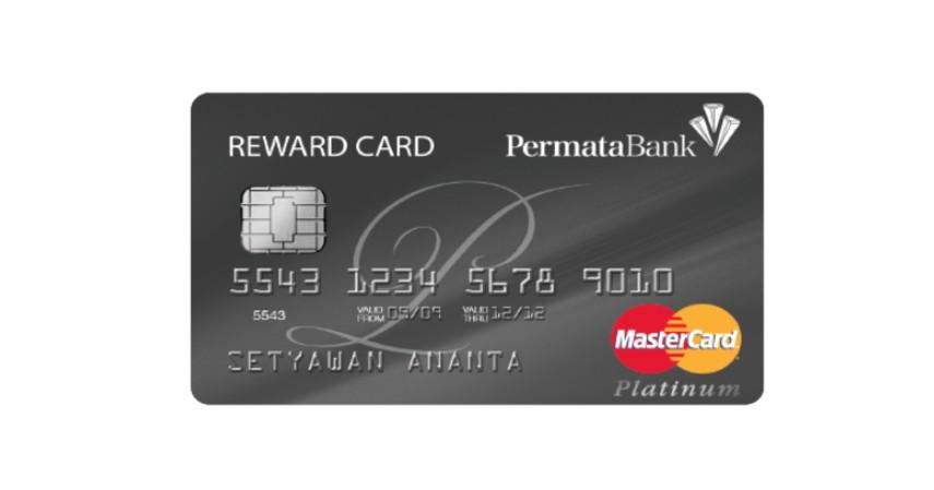Permata Reward Platinum - 10 Kartu Kredit Limit Besar Terbaik 2021
