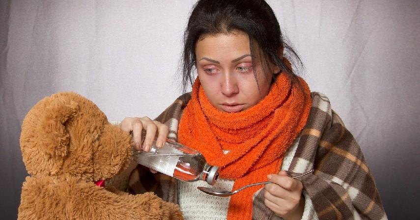 Pilek dan Flu - Bahaya Tidur di Lantai