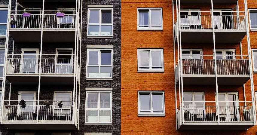 Pilih posisi lantai sesuai kebutuhan - Tips Memilih Apartemen untuk Tempat Tinggal Terbaik