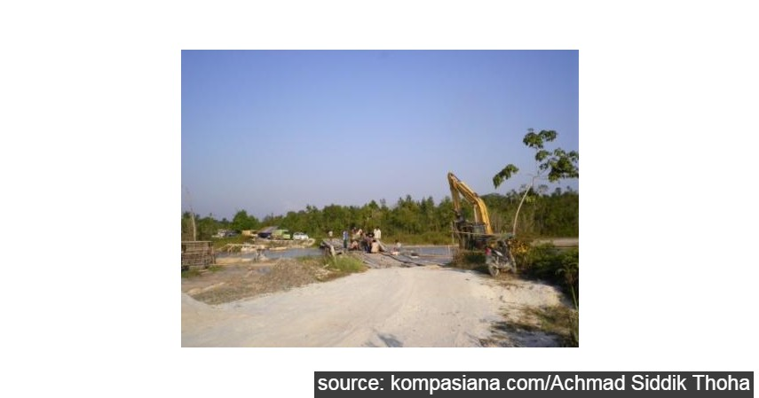 Pujon - Kalimantan Tengah - Kota Penghasil Emas Terbesar di Indonesia