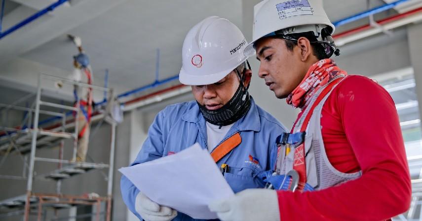 Quantity Surveyor - Prospek Kerja Jurusan Teknik Arsitektur Yang Menjanjikan