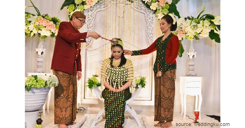 Rangkaian - Makna Upacara Siraman Adat Jawa