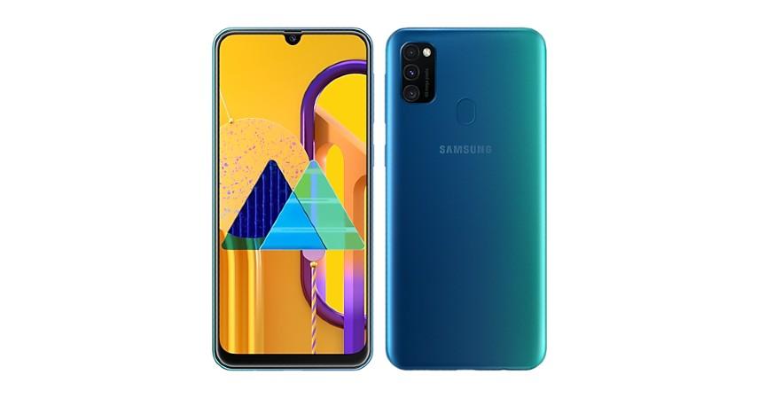 Samsung Galaxy M30s - 7 HP dengan Baterai 6000 mAh Terbaik