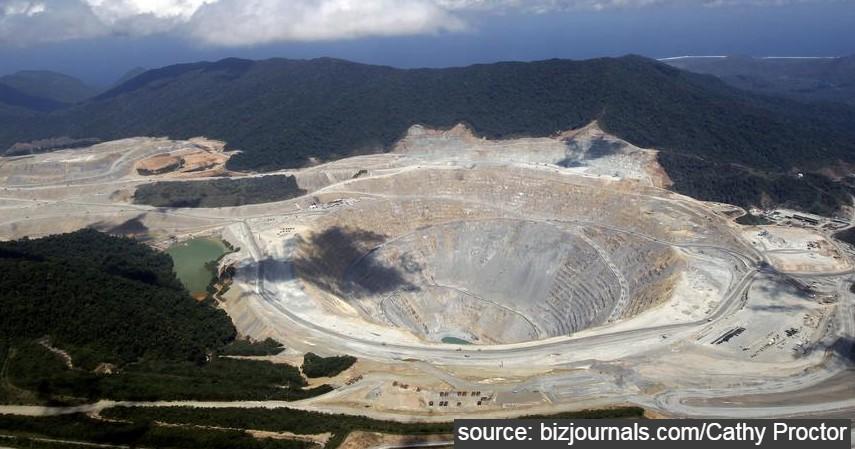 Sumbawa - Batu Hijau NTB - Kota Penghasil Emas Terbesar di Indonesia