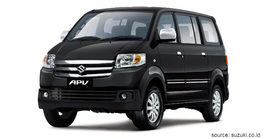 Suzuki APV - Mobil Tahan Banjir Terbaik Anti Mogok Walau Terjang Banjir