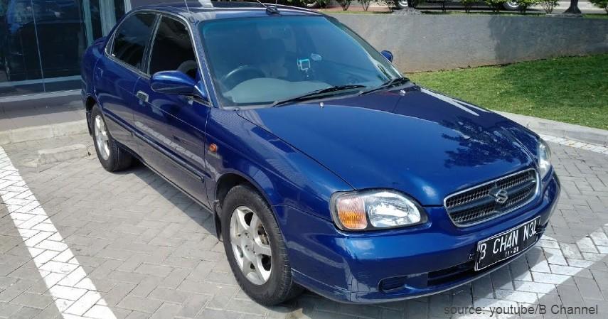 Suzuki Baleno 2001 - 10 Daftar Mobil Bekas Rp30 Juta