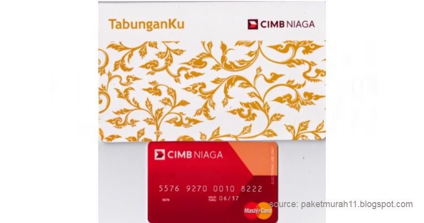 TabunganKu CIMB Niaga - Jenis Tabungan Bank CIMB Niaga