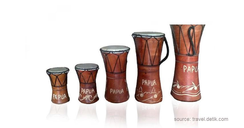 Tifa - Alat Musik Tradisional Indonesia yang Mendunia