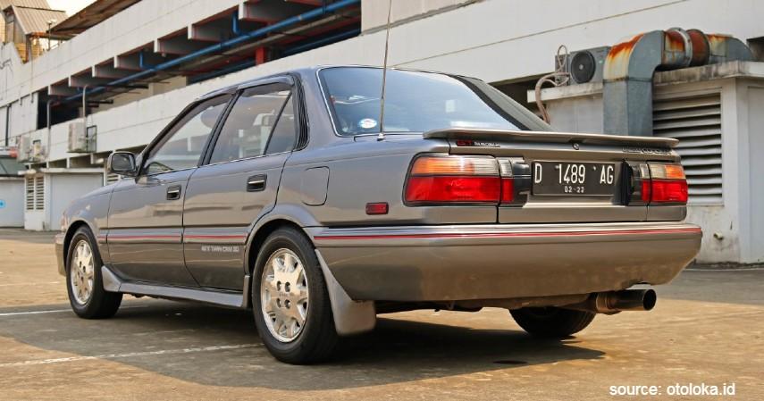 Toyota Corolla Twincam - 10 Daftar Mobil Bekas Rp30 Juta