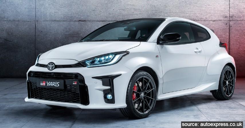 Toyota GR Yaris - 5 Calon Mobil Baru di Indonesia dengan Performa Tangguh