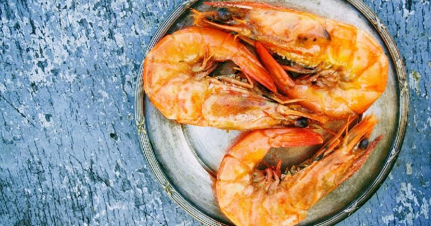 Udang - Perbedaan Udang dan Lobster Beserta Harga dan Cara Mengolahnya