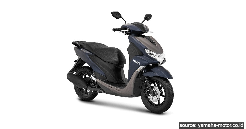 Yamaha FreeGo - Daftar Motor Berfitur Smart Key di Indonesia