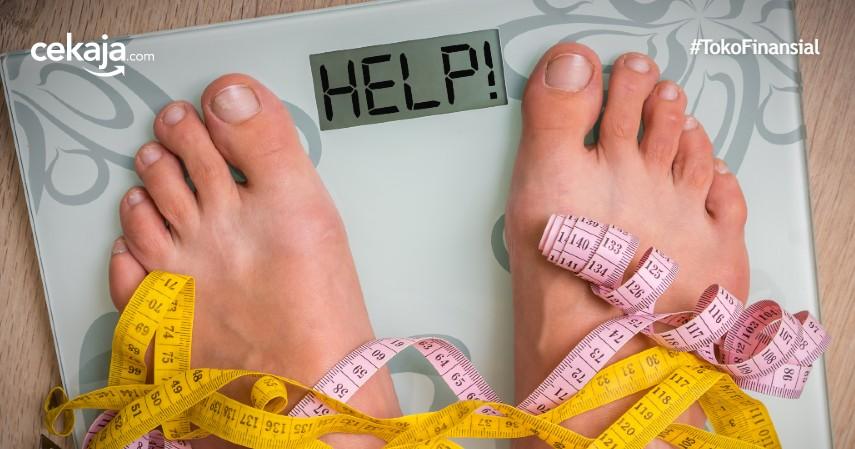 Intip Bahaya Obesitas Bagi Kesehatan Tubuh, dan Mulai Hidup Sehat!