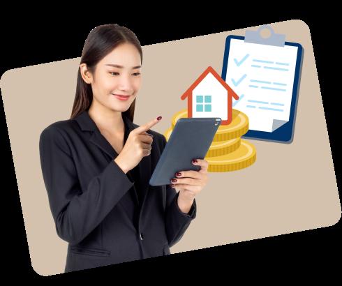 kredit dengan jaminan dan kredit tanpa jaminan