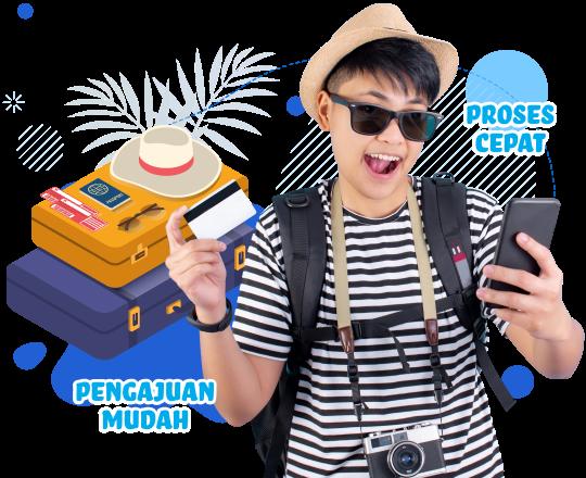 kartu kredit perjalanan