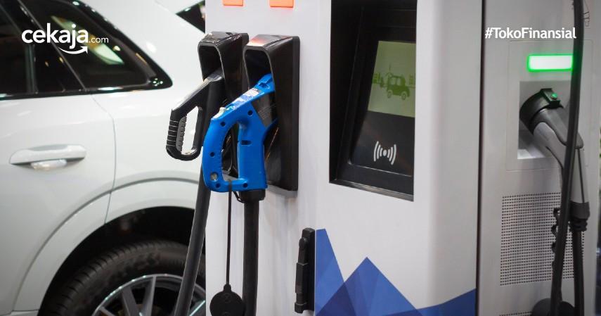 Lokasi Charger Mobil Listrik Di Tol Trans Jawa Bertambah dan Siap Digunakan