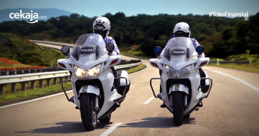 Pengguna Jalan yang Boleh Dikawal Polisi Beserta Prosedurnya