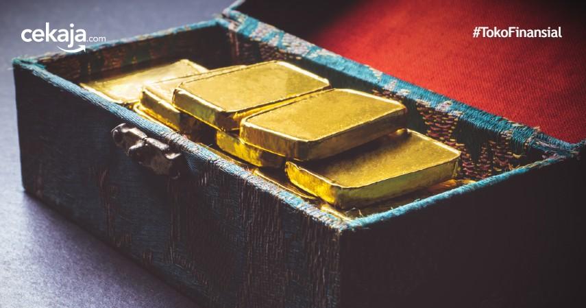 6 Tips Menyimpan Emas di Rumah, Jangan Sampai Pencuri Tahu!