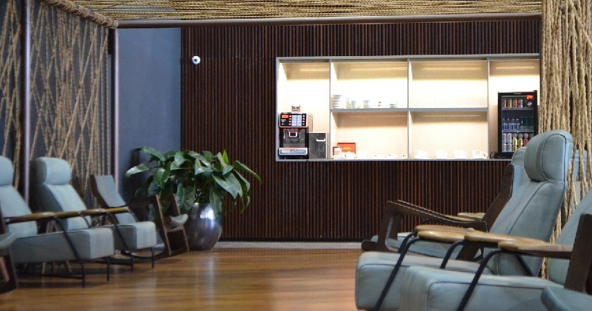 Airport Lounge - Kartu Kredit BNI Mastercard Gold