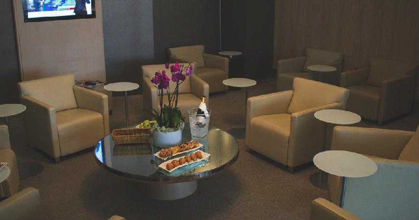 Akses Gratis Airport Lounge - 7 Keuntungan Kartu Kredit BNI Visa Gold
