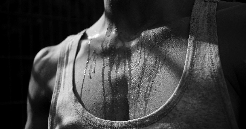 Aktivitas berlebihan - Penyebab Kram Otot