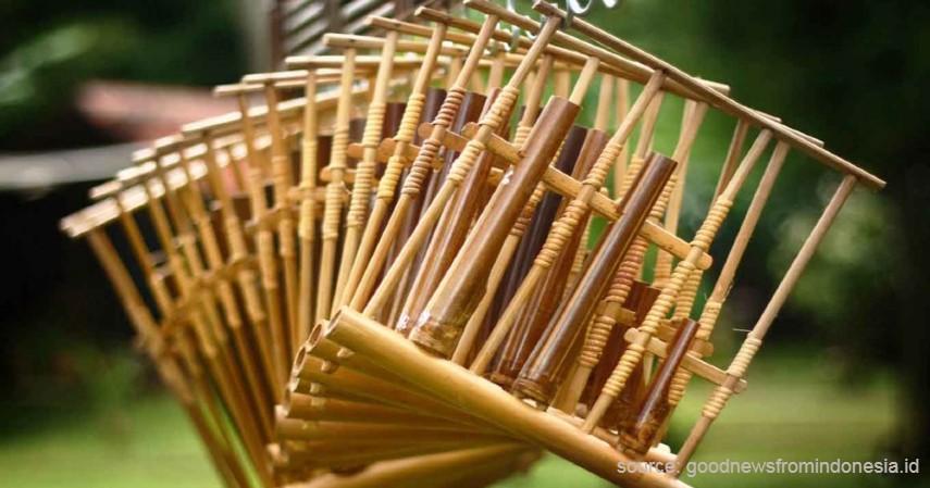 Alat Musik Bambu - Peluang Bisnis Kerajinan Bambu