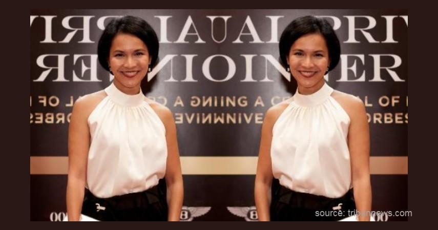 Arini Subianto - Daftar Wanita Terkaya di Indonesia