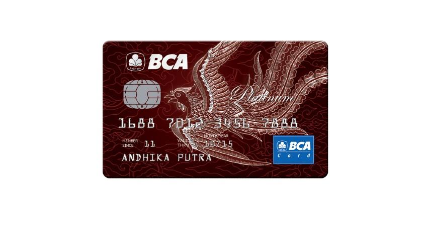 BCA Card Platinum - Daftar Kartu Kredit Terbaik untuk Staycation di Hotel Berbintang