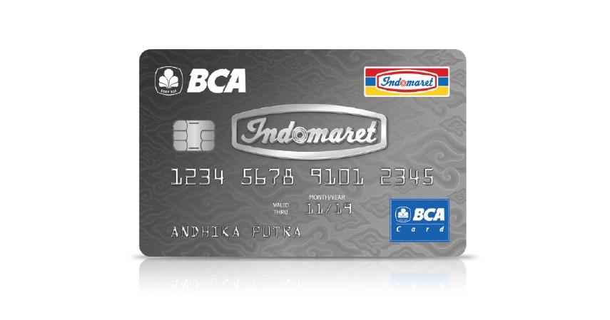 BCA Indomaret Card - 7 Kartu Kredit Terbaik untuk Belanja Keperluan Ramadhan