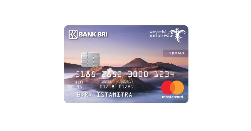 BRI Wonderful Indonesia - Kartu Kredit BRI untuk Travelling