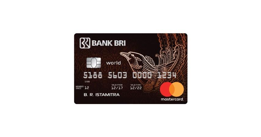 BRI World Access - Kartu Kredit BRI untuk Travelling
