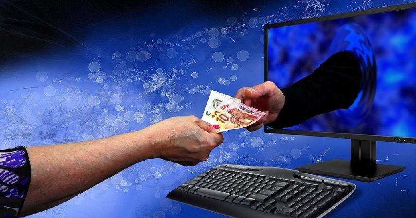 Bayar non-tunai - Tips Aman Belanja Online Untuk Ramadhan